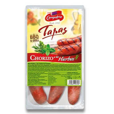 Chorizo-Hierbas-330g